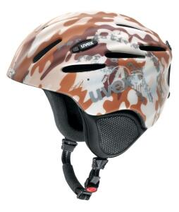 Skihelm Uvex Ultrasonic Pro Graphics
