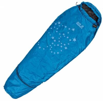 Jack Wolfskin Grow Up Star Kinderschlafsack