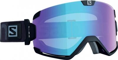 Salomon Cosmic Photochromic Skibrille Brillenträger