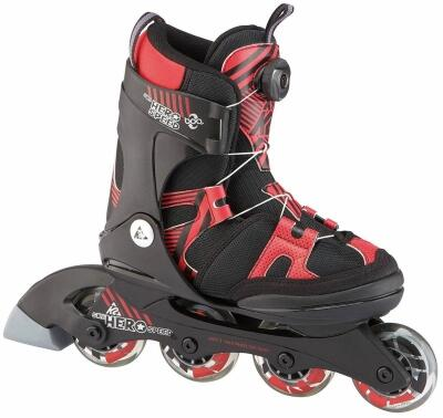 K2 SK 8 Hero Speed Boa Junior Inlineskates