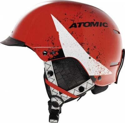 Atomic Troop SL Rennskihelm