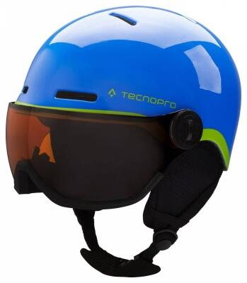 TecnoPro Titan Visier YJ-52 Skihelm Junior