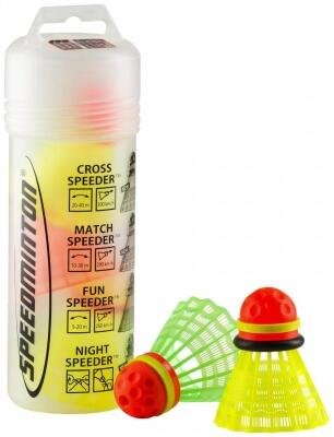 Speedminton® Speedertube Mix Pack