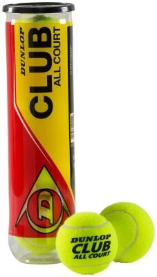 Dunlop Club All Court Tennisball