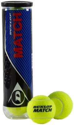 Dunlop Match Tennisball