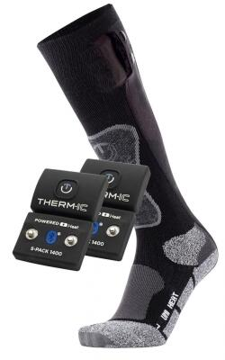 Therm-ic PowerSock Set Heat Uni+ SPack 1400 Bluetooth