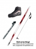 Kinder Langlauf Skiset TecnoPro Active Dual Grip Junior