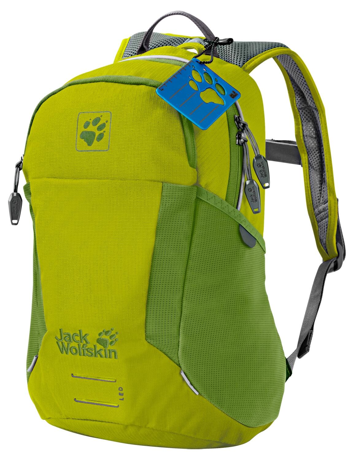 Jack Wolfskin Moab Jam Backpack Kids dark ruby
