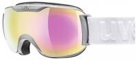 uvex Skibrille Downhill 2000 small Full Mirror