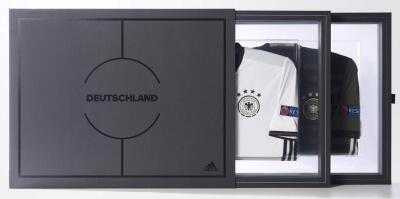 adidas Collectors Jersey Sammlerpaket Deutsche Nationalmannschaft
