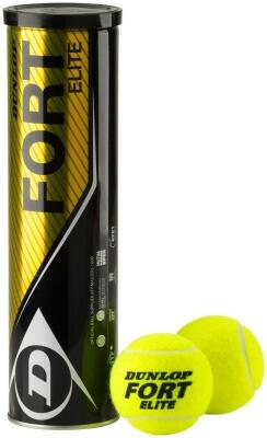 Dunlop Fort Elite Tennis Spielball