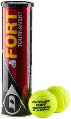 Dunlop Fort Tournament Tennis Spielball