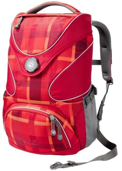 7941 indian red woven check