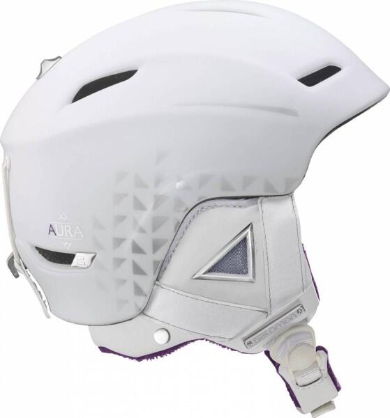Salomon Aura Custom Air Women Skihelm