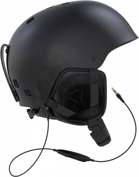 Salomon Brigade Audio Freeride Skihelm