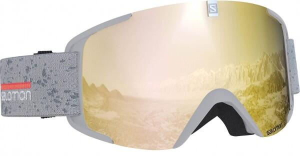 Skibrille Salomon XView