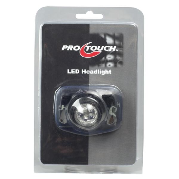 Pro Touch Stirnlampe LED