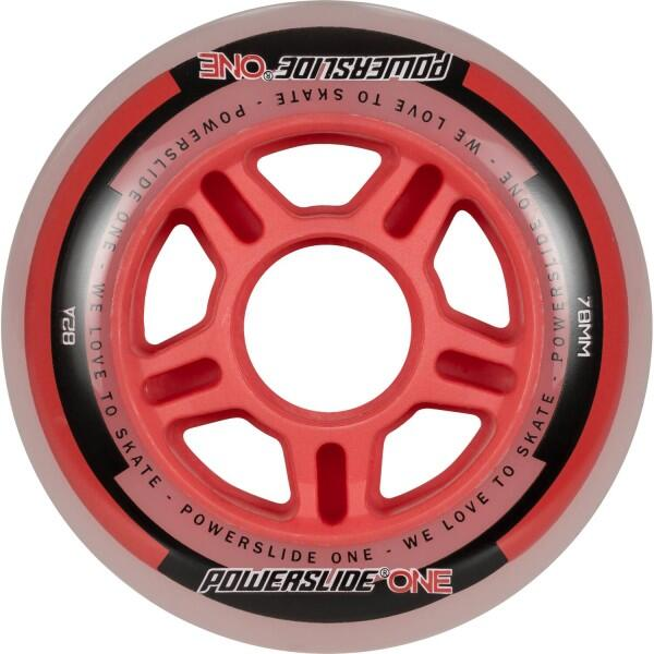 Powerslide Inliner Rollenset One Wheels