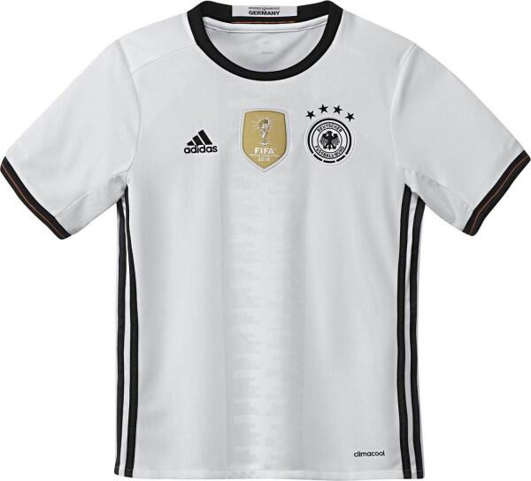 adidas DFB Home Jersey Youth Kindertrikot