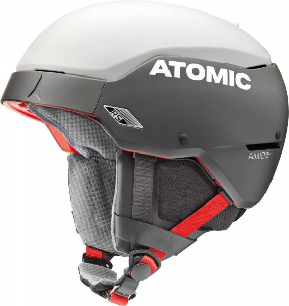 Atomic Count Amid Rennskihelm