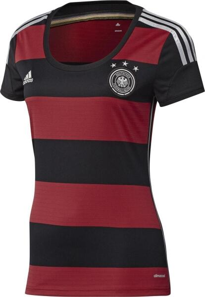 adidas DFB Away Womens Fit Auswärtstrikot