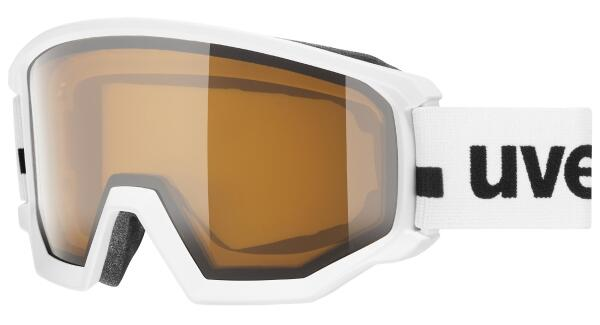 uvex Athletic Polavision Skibrille Brillenträger